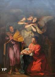 La Nativité (Noël Coypel)