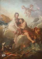Aurore et Céphale (François Boucher, 1733)
