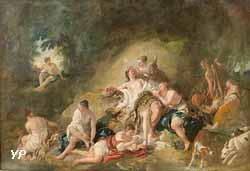 Le Repos de Diane (Jean-François de Troy, 1726)
