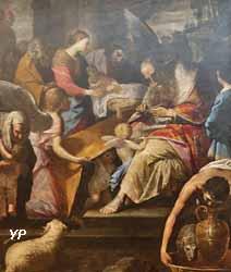 La Circoncision (Tommaso Luini)