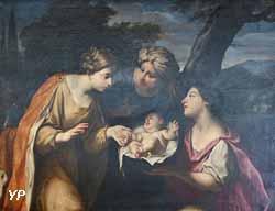 Moïse sauvé des eaux (Carlo Cignani)