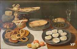 Le Déjeuner de poisson (Jacob Fopsen Van Es)