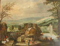 Fête de village flamand (Joss II de Momper)