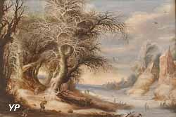 Paysage d'hiver (Gysbrecht Lytens)