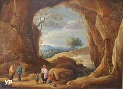 La Diseuse de bonne aventure (David II Teniers)