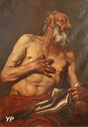 Saint Jérôme (Johann Karl Loth)