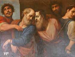 Les adieux de saint Pierre et saint Paul (Passignano)
