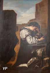 Mélancolie (Domenico Fetti)