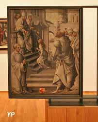 La Présentation de Marie au temple (Noël Bellemare)
