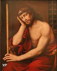 Christ au roseau (Giampetrino)