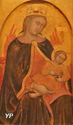 Vierge à l'Enfant (Taddeo di Bartolo)