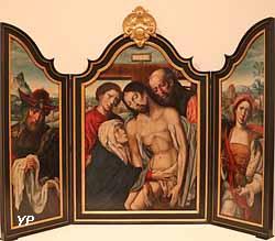 Déposition de croix, avec Joseph d'Armathie (maître du Saint-Sang)