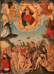 Le Jugement dernier (Hans Leonhard Schäuffelein, 1535)