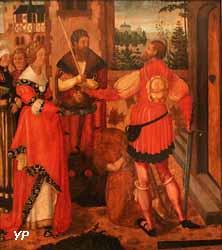 La Décollation de saint Jean-Baptiste (Wilhelm Stetter, 1515)