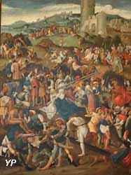 La Passion du Christ (Lucas de Leyde)