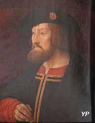 Portrait d'Antoine de Ville (Hugues de La Faye, 1507)
