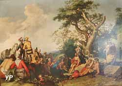 Prédication de saint Jean-Baptiste (Abraham Bloemaert)