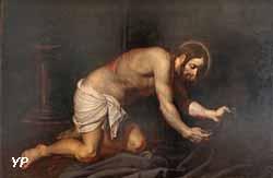 Le Christ après la Flagellation (Gérard Seghers)