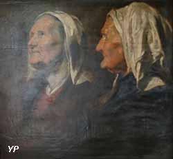 Têtes de vieilles femmes (Jacob Jordaens)