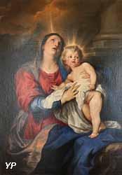 Vierge à l'Enfant (Antoon Van Dyck)