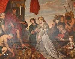 La Continence de Scipion (Cornelis de Vos)