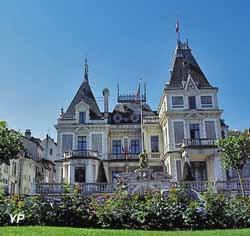 Hôtel de ville d'Evian - Villa Lumière (Ville d'Evian)