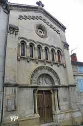 Chapelle de la Visitation et Exposition : Les visitandines en leur demeure (OT3CM)