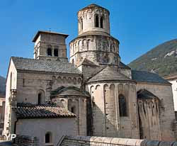 Abbatiale Sainte-Marie (A.Renaud)