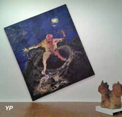 Le Cyclope Hommage à Georges Guingouin (Espace Paul Rebeyrolle)