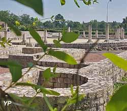 Villascopia - villa gallo-romaine de Lamarque (Villascopia)
