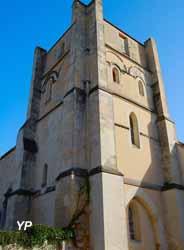 Tour romane de l'abbaye Notre-Dame-de-Jouarre
