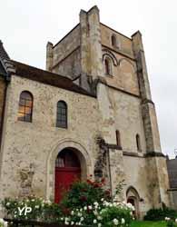 Tour romane de l'abbaye Notre-Dame-de-Jouarre (CPB Tourisme)