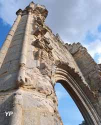 Abbaye Notre-Dame de l'Épeau (OTLVN)