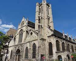 Eglise Saint-Nicolas-des-Champs (Paroisse Saint Nicolas des Champs)