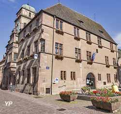 Hôtel de ville (Office de Toursme de la vallée de Kaysersberg)