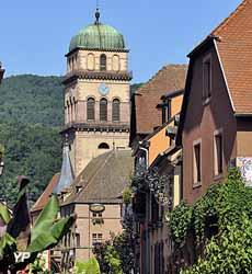 Église Sainte-Croix (Office de Toursme de la vallée de Kaysersberg)