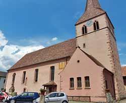 Église Notre-Dame-des-Sept-Douleurs (Office de Toursme de la vallée de Kaysersberg)