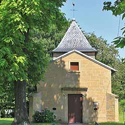 Chapelle Saint-Anne de Budange (OT du Val de Fensch)