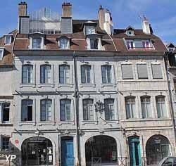 Maison Victor Hugo de Besançon (Maisons des écrivains - Maison Victor Hugo)