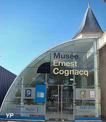 Hôtel de Clerjotte - Musée Ernest Cognacq (Musée Ernest Cognacq)
