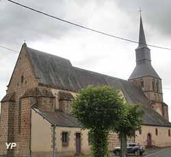 Église Saint-Aubin (Ville de Crevant)