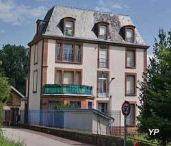 Centre d'Interprétation et de Documentation 14-18 (OTI Saint-Dié-des-Vosges)