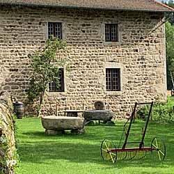 Moulin d'Ancette (Association des Amis de Saint-Julien-d'Ance)