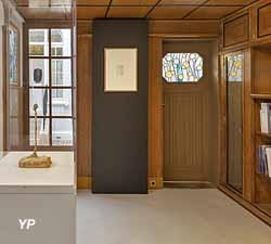 Institut Giacometti - hôtel particulier Paul Follot (Fondation Giacometti)
