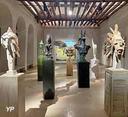 Les Dominicaines, exposition Eric Liot, 2020