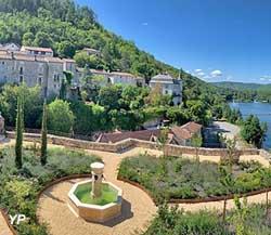 Jardin toscan (Albas patrimoine)