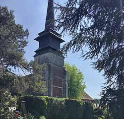 Église Saint-Ouen (Association des Amis de l'Eglise de Tourville la Campagne)