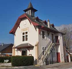 Temple Protestant (Eglise Protestante Evangélique de la Combe de Savoie)