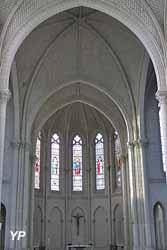Chapelle Sainte-Anne de la communauté Jeanne Delanoue