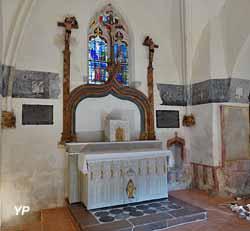Église Saint-Marcel (Association pour la Restauration de l'Eglise de Bouligneux)